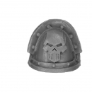 Forge World Bitz: Horus Heresy - Iron Warriors - Legion MK III Shoulder Pad