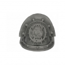 Forge World Bitz: Horus Heresy - World Eaters - Legion Mk III Shoulder Pad