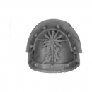 Forge World Bitz: Warhammer 40k - Astral Claws - Marine Shoulder Pads - Shoulder Pad E