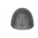 Forge World Bitz: Warhammer 40k - Astral Claws - Marine Shoulder Pads - Shoulder Pad J