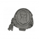 Forge World Bitz: Warhammer 40k - Imperial / Crimson Fists - Terminator Shoulder Pads - Shoulder Pad B