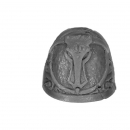 Forge World Bitz: Warhammer 40k - Minotaurs - Marine Shoulder Pads - Shoulder Pad A