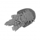 Forge World Bitz: Warhammer 40k - Salamanders - Marine Shoulder Pads - Shoulder Pad F
