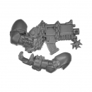 Warhammer 40K Bitz: Black Templars Chapter Upgrade - Bolter+Arm A