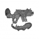 Warhammer 40K Bitz: Black Templars Chapter Upgrade - Bolter+Arm B