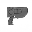 Warhammer 40K Bitz: Black Templars Chapter Upgrade - Pistol In Holster