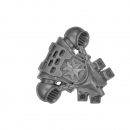 Warhammer 40K Bitz: Black Templars Chapter Upgrade - Backpack