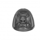 Warhammer 40K Bitz: Black Templars Chapter Upgrade - Shoulder Pad A
