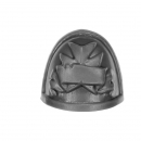 Warhammer 40K Bitz: Black Templars Chapter Upgrade - Shoulder Pad B