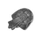 Warhammer 40K Bitz: Black Templars Chapter Upgrade - Shoulder Pad I - Terminator