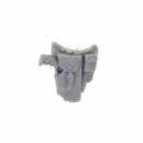 Warhammer 40K Bitz: Chaos Space Marines - Chaos Space Marines - Accessory D - Pistol Holster