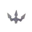 Warhammer 40K Bitz: Chaos Space Marines - Chaos Space Marines - Accessoire J - Champion Spikes