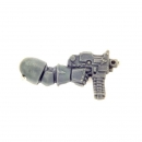 Warhammer 40K Bitz: Chaos Space Marines - Chaos Space Marines - Arm B - Right, Bolt Pistol