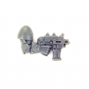 Warhammer 40K Bitz: Chaos Space Marines - Chaos Space Marines - Arm C - Right, Bolt Pistol