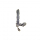 Warhammer 40K Bitz: Chaos Space Marines - Chaos Space Marines - Arm H - Left, Chain Sword