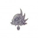Warhammer 40K Bitz: Chaos Space Marines - Chaos Space Marines - Shoulder Pad K - Slaanesh