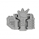 Warhammer 40K Bitz: Dark Angels Ravenwing Command Squad Bike Equipment B Auspex