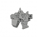 Warhammer 40K Bitz: Dark Angels Ravenwing Command Squad Bolt Pistol A Right Champion