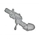 Warhammer 40k Bitz: Blood Angels - Death Company - Weapon Q - Inferno Pistol, Left