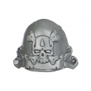 Warhammer 40k Bitz: Blood Angels - Death Company - Shoulder Pad I