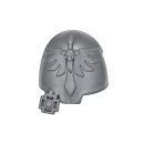 Warhammer 40k Bitz: Dark Angels Deathwing Terminators Shoulder Pad F