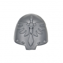 Warhammer 40k Bitz: Dark Angels Deathwing Terminators Shoulder Pad H