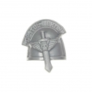 Warhammer 40k Bitz: Dark Angels - Veteranen - Shoulder Pad F