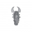 Warhammer 40k Bitz: Dark Eldar - Kabalite Warriors - Head G
