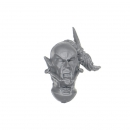 Warhammer 40k Bitz: Dark Eldar - Kabalite Warriors - Head M