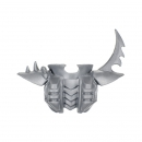 Warhammer 40k Bitz: Dark Eldar - Kabalite Warriors - Torso Back A