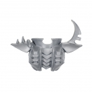 Warhammer 40k Bitz: Dark Eldar - Kabalite Warriors - Torso Back B