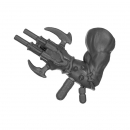 Warhammer 40k Bitz: Dark Eldar - Wracks - Arm W - Left, Acothyst, Flesh Gauntlet