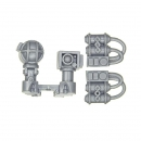 Warhammer 40k Bitz: Grey Knight - Terminators - Accessory Q - Apothecary Parts