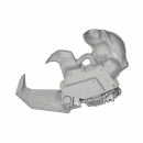 Warhammer 40k Bits: Orks - Ork Nobz - Weapon F - Power Claw