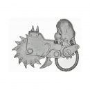 Warhammer 40k Bits: Orks - Ork Nobz - Weapon Q - Buzz Saw