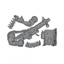 Warhammer 40k Bitz: Orks - Ork Boyz - Weapon U - Big Shoota+Backpack