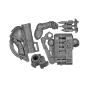 Warhammer 40k Bitz: Space Marines - Tactical Squad 2013 - Missile-Launcher-Set