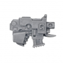 Warhammer 40k Bitz: Space Wolves Thunderwolf Cavalry Bolt Pistol B Right