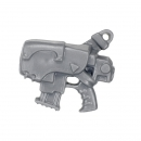 Warhammer 40k Bitz: Space Wolves Thunderwolf Cavalry Bolt Pistol E Holster