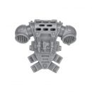 Warhammer 40k Bitz: Space Wolves Thunderwolf Cavalry Backpack B