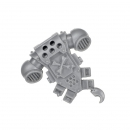 Warhammer 40k Bitz: Space Wolves Thunderwolf Cavalry Backpack C