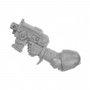 Warhammer 40k Bitz: Space Wolves Pack Bolt Pistol D