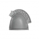 Space Wolves Pack Shoulder Pad B