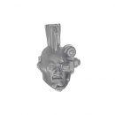 Warhammer 40k Bitz: Space Wolves Pack Head X2 - Scout
