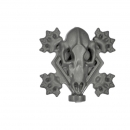 Warhammer 40k Bitz: Space Wolves - Space Wolves Upgrades - Accessoire B - Bannerspitze