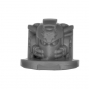 Warhammer 40k Bitz: Space Wolves - Venerable Dreadnought, Bjorn, Murderfang - Kopf B