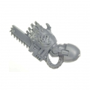 Warhammer 40k Bitz: Space Wolves Wolfs Guard Terminators Chain Fist A