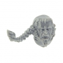 Warhammer 40k Bitz: Space Wolves Wolfs Guard Terminators Head C