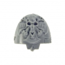 Warhammer 40k Bitz: Space Wolves Wolfs Guard Terminators Shoulder Pad K
