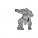 Warhammer Bitz: Warriors of Chaos - Putrid Blightkings - Torso Back B - Standard Bearer (King B)